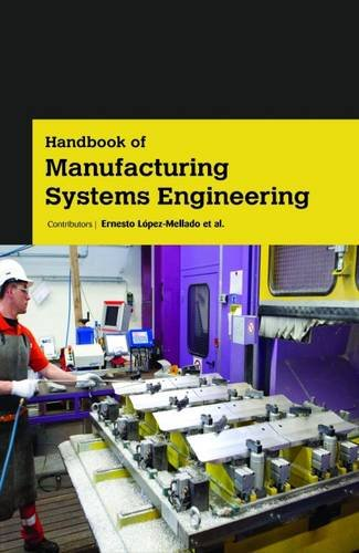 Handbook of Manufacturing Systems Engineering
