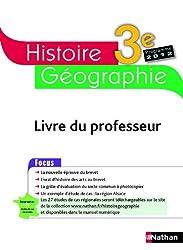 Histoire-Géographie 3e