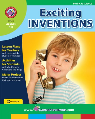 Exciting Inventions Gr. 4-8 (English Edition) (Horizons Physical Education)