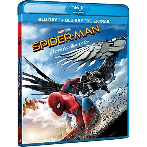 Spider-Man: Homecoming (BD + BD Extras) [Blu-ray] 5