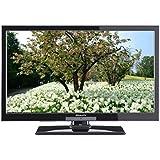 Téléviseur 22' (56 cm) - Tuner TNT HD - Lecteur DVD intégré - 100Hz - DC 12V / AC 230V.