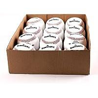 barnett TS-1 balle de baseball entraînement, 9'', blanc, 1 douzaine