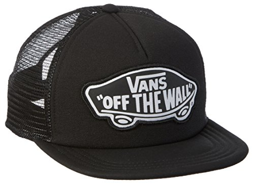 Vans Damen Beach Girl Trucker Hat Baseball Cap, Schwarz (ONYX-WHITE KR6), One Size