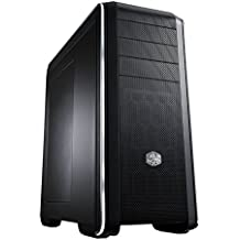 Cooler Master CMS-693-KWN1 CM690 III USB 3.0, Ventana Panel lateral, Torre Case Mid Negro