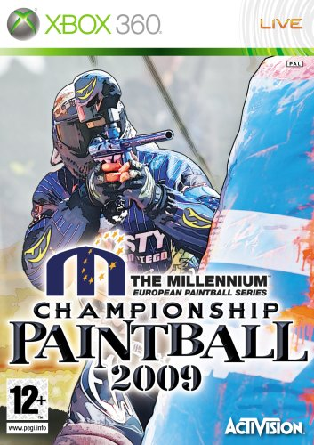 Millennium Series Championship Paintball 2009 (xbox 360)
