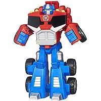 Transformers Héroes Playskool Rescate Bots Optimus Prime Figura de acción