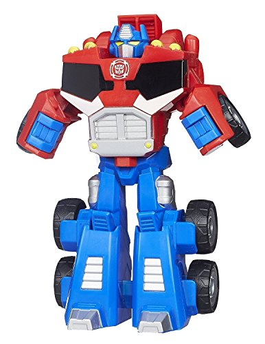 Transformers Playskool Heroes Rescue Bots Optimus Prime Action Figure