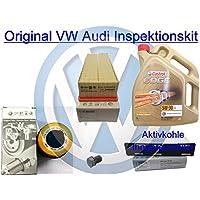 Original filtro pacchetto Inspektionskit Audi A3Sportback VW Passat CC Eos Golf Plus VI 1,62,0TDI