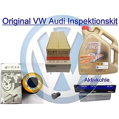Original filtro pacchetto Inspektionskit A3Sportback VW Passat CC Eos Golf Plus V VI 1.92.0TDI