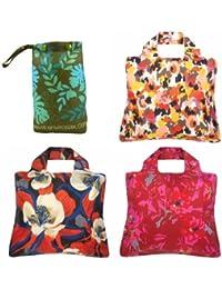 Envirosax Eco-Friendly Mai Tai Reusable Shopping Bags (set Of 3)