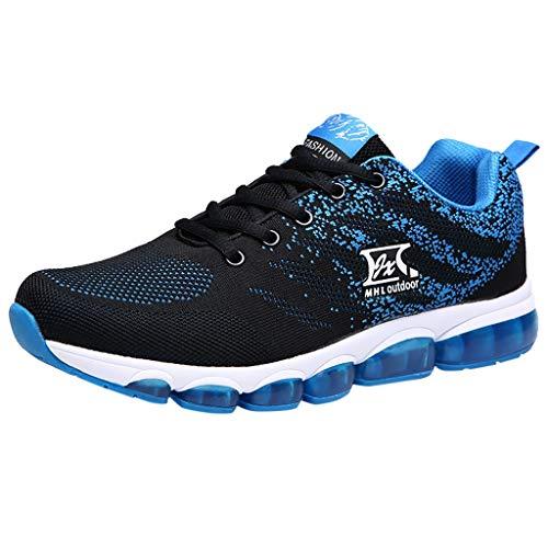 Herren Shoes Neue Art Weisemänner Breathable Ineinander Greifen-im Freienschuh-Turnschuh-Feste Laufende Schuhe Worker Boots Combat Hallenschuhe Sportschuhe Sports ()