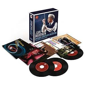 Jean Martinon: The Complete Recordings (Coffret 10 CD)