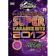 SUPER KARAOKE HITS 2017 [DVD de Audio]