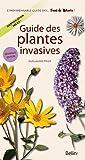Guide des plantes invasives