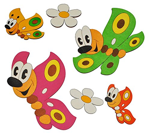 6-tlg-set-wandbild-wandtattoo-bunte-schmetterlinge-blumen-holz-selbstklebend-kinderzimmer-deko-bilde