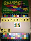 QUANDARY. VINTAGE 1970 BOARD GAME BY SPEARS