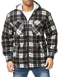Suchergebnis auf Amazon.de für  flanell kapuzen hemd  Bekleidung 3dd13c5c77