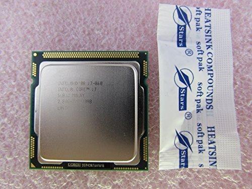 The620Guy Intel Core i7–860Quad Core 2,8GHz 2.80GHz 8M slbjj LGA 1156Lynnfield Prozessor