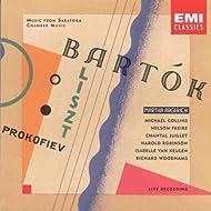 Prokofiev: Quintet - Liszt: Concerto pathétique - Bartók: Contrasts