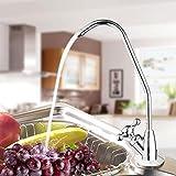 topwa 1/10,2cm RO Wasser Filter Wasserhahn Umkehrosmose Wasser Filter Küche Chrom verchromtem Finish