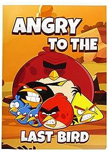 Interdruk ZE16#ABC - Libro de Ejercicios A5 16#Angry Birds Classic