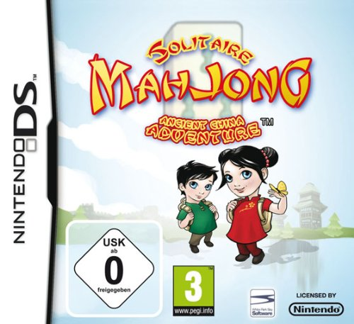 Solitaire Mahjong - Ancient China Adventure (NDS) Multilingual (Ds-fun-park)
