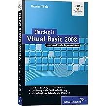 Einstieg in Visual Basic 2008 (Galileo Computing)