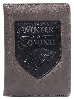 Game of Thrones Passport Wallet - Winter is Coming