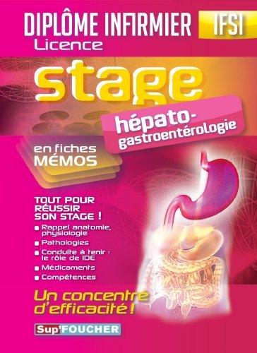Stage Hépato-gastroentérologie - DEI de Kamel Abbadi (17 septembre 2014) Broché
