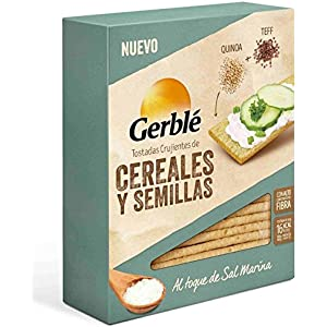 Gerblé - Quinoa and teff toasts - 100g