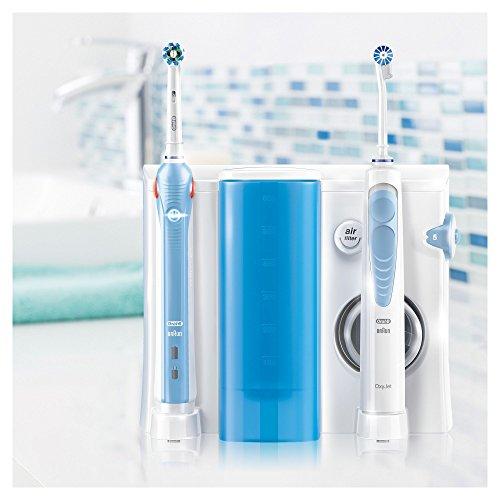 Irrigador Dental con Cepillo