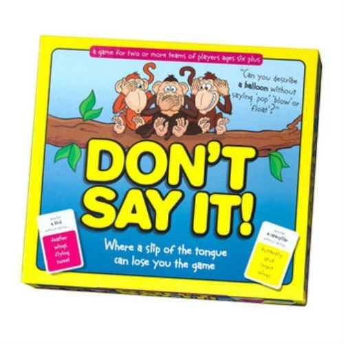 Don't Say It by Don't Say