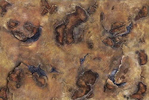 Havoc Desert 6x4 Gaming Mat - Tabletop Gaming