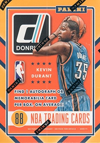Panini 2015 2016 Donruss NBA Basketball Series Unopened Blaster Box Made By  with 1 Autograph or 8583d6bf4