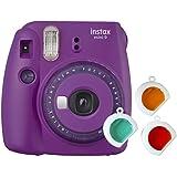 instax mini 9 - Clear Purple