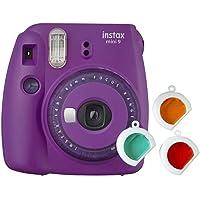 Instax Mini 9 Appareil Photo Transparent Violet