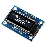 XCSOURCE 0.91 'SPI seriale 128X32 Bianco OLED LCD Display a LED Module per Arduino TE666 immagine