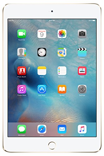 Apple iPad mini 4 (Wi-Fi, 128 GB) - Gold