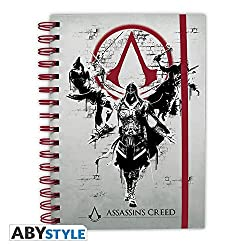 Notizbuch Assassin 'S Creed, Legacy