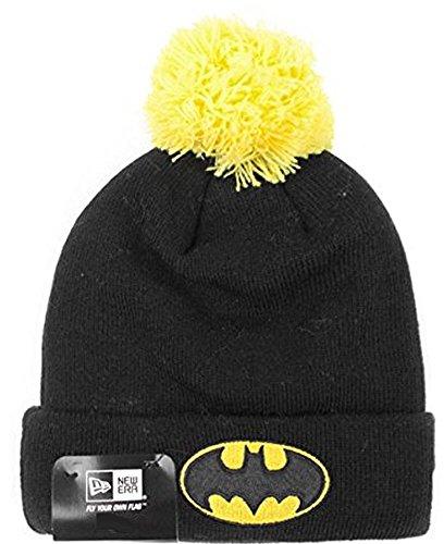 c377de9dab4753 New Era DC Comics Enfant Superhero Bobble Cuff Knit Hat (Infants - 1-3