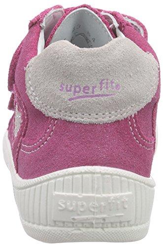 Superfit Baby Mädchen Cooly Lauflernschuhe Pink (PINK KOMBI 64)