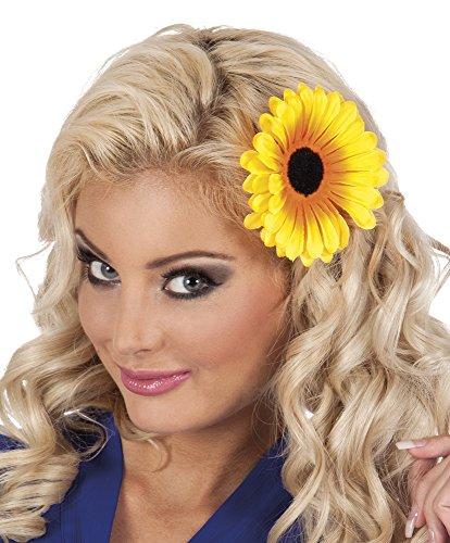 Sonnenblume (NEU Sonnenblume, mit Haar-Clip)