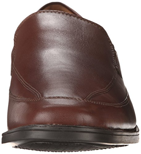 Clarks Tilden Gratis Slip-on Loafer Brown Leather