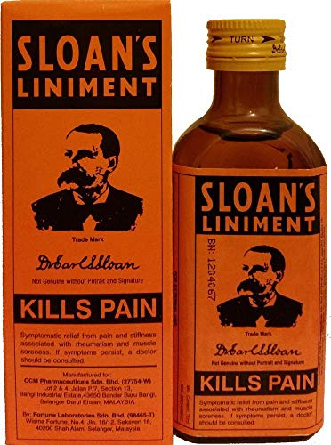 Sloan's Liniment (70 ml) -Pack of 2