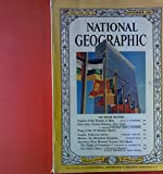National Geographic. Vol. 120, No. 3, September 1961. Adlai E. Stevenson: Capital of the Family of Man; Volkmar Wentzel: Angola, Unknown Africa; etc -