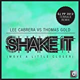 Shake It (Move A Little Closer) (DJ PP 2012 Terrace Mix)
