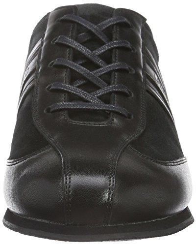 Karl Lagerfeld Sneaker-Herren, Baskets Basses Homme Noir - Noir (90)