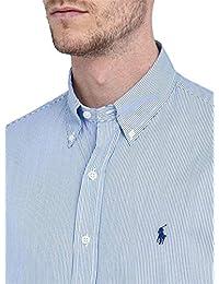 Amazon.fr   Ralph Lauren - Chemises   T-shirts, polos et chemises ... 1a74fd116cb