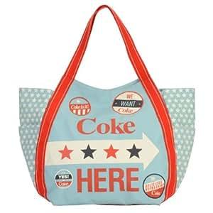 Cabas en coton - Coca Americana