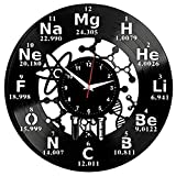 AIYOUBU-Orologio da Parete Orologio ChimicoRecordClock Clock Chemist
